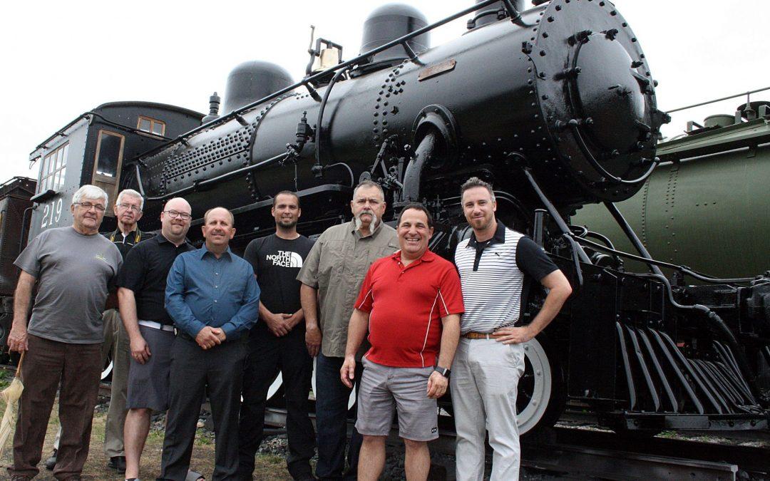 Temiskaming and Northern Ontario Steam Locomotive #219